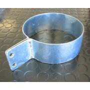 Muffler Bracket Zinc 152mm