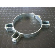 Muffler Guard Bracket Mack