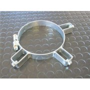 Muffler Guard Bracket U Western Star