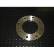 Flange Stainless Steel Pipe Slipon Table D