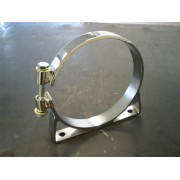 Clamp Full Circle Stainless Steel 152mm